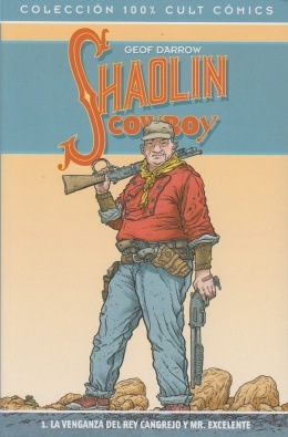 Shaolin Cowboy