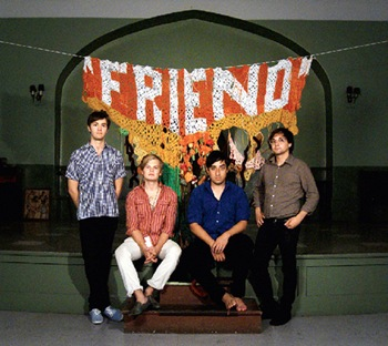 Grizzly Bear - Friend