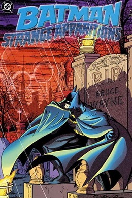 Batman Strange Apparitions