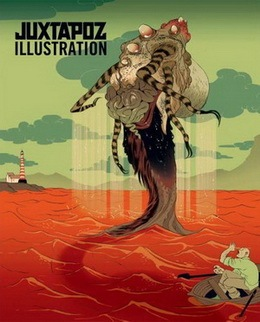 Juxtapoz Illustration