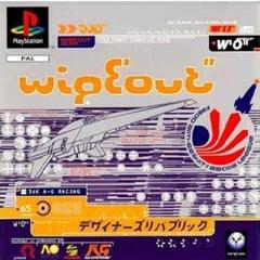 wipeout Portada