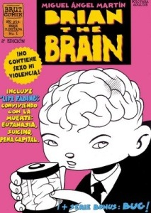 Brian The Brain #1