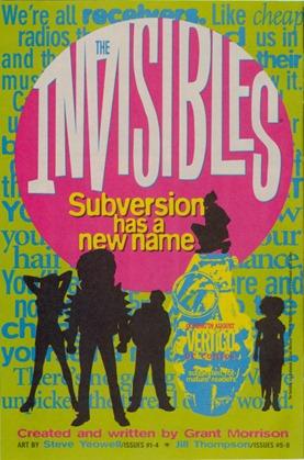 Invisibles Promo