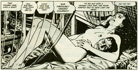 Brian Bolland - Harry the Head
