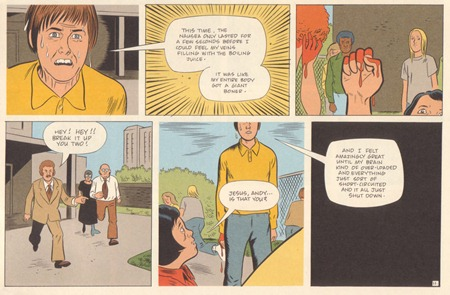 Daniel Clowes - The Death Ray (3)