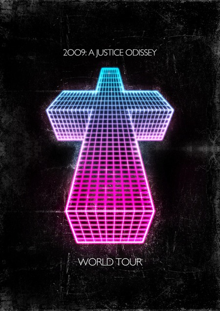 2009 A Justice Odissey World Tour