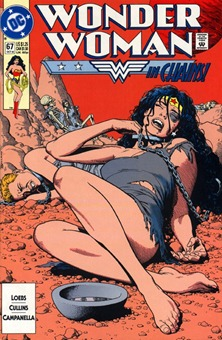 Brian Bolland - Wonder Woman v2 #67