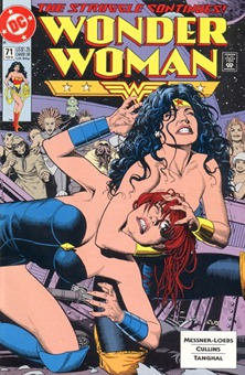 Brian Bolland - Wonder Woman v2 #71