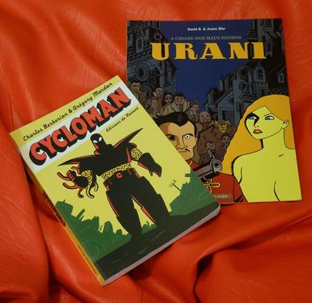Urani & Cycloman