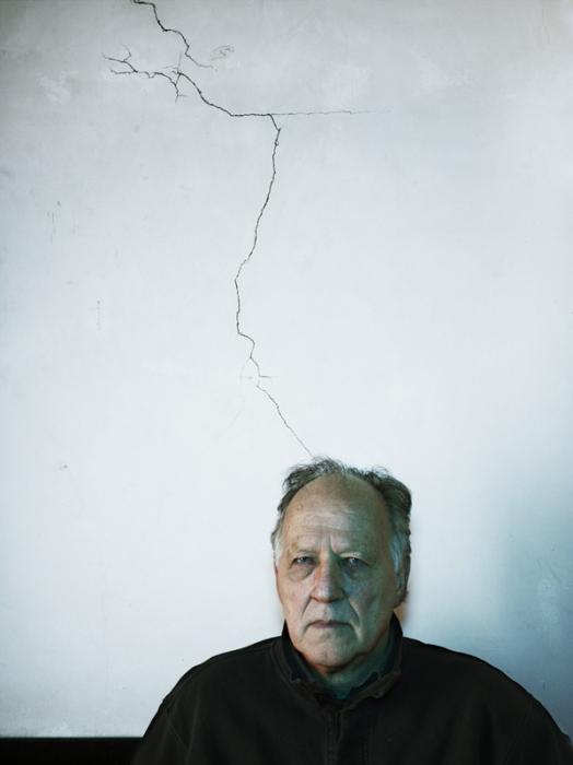 Werner Herzog por Nadav Kander