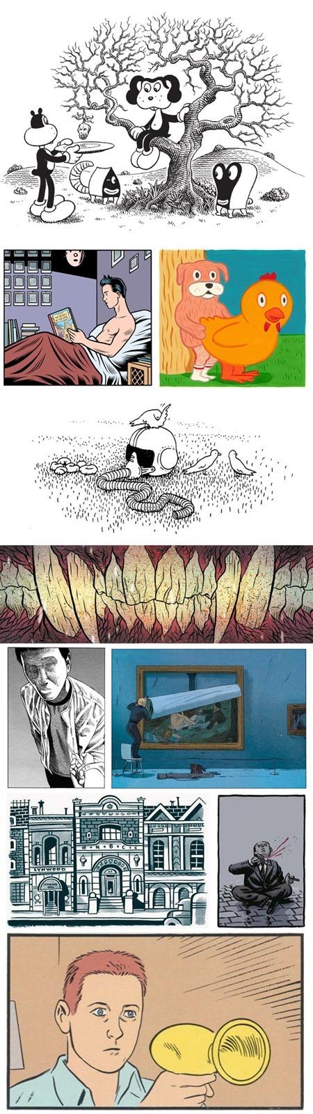 Lo Mejor de 2013 - Cómics (intramuros.es)