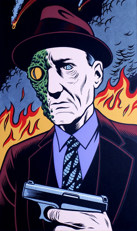 Burroughs by Burns