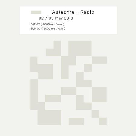 Autechre Broadcasts