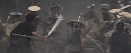13 Assassins - Battle