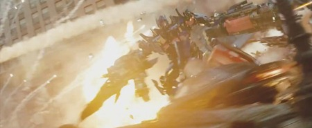 Transformers 3 - Battle