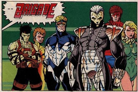 Brigade v1 #1 - página 10