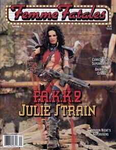 Julie Strain en Femme Fatale