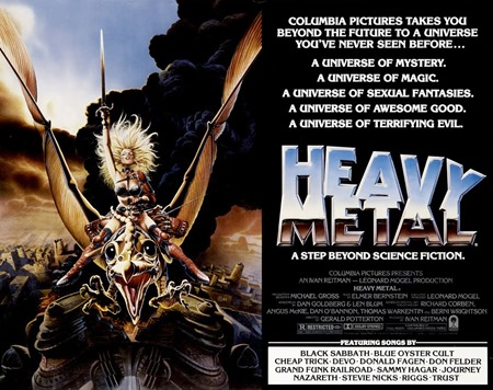 La Heavy Metal Original
