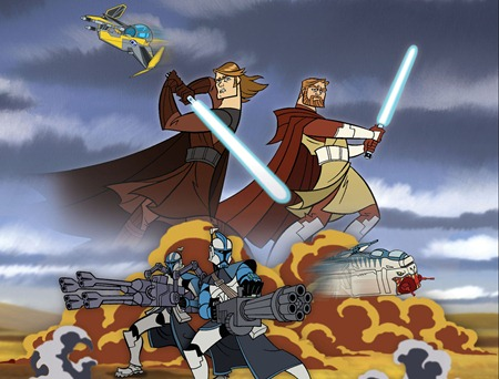 Star Wars - Clone Wars