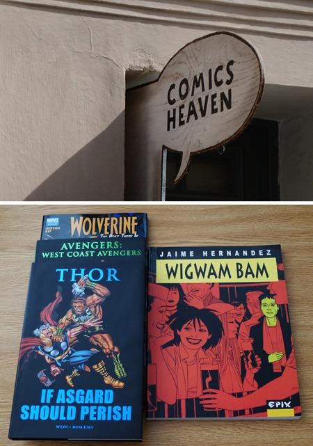 Comics Heaven