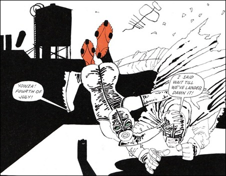 Holy Terror - Frank Miller