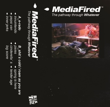 Mediafired - The pathway through Whatever cover