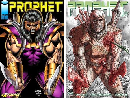 Prophet 1993 vs Prophet 2012