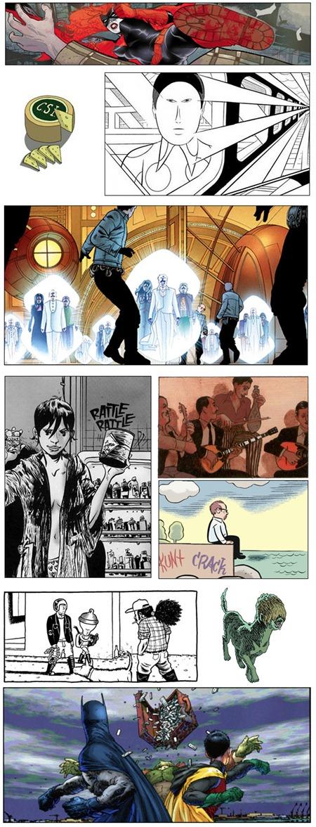 Lo Mejor de 2010 Comics [intramuros.es]