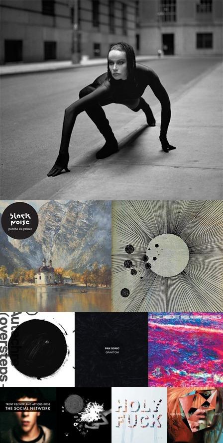 Lo Mejor de 2010 - Musica [intramuros.es]