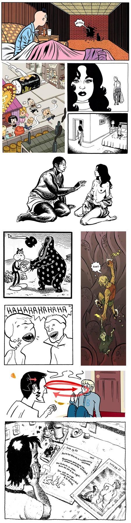 Lo Mejor de 2011 - Comics [intramuros.es]