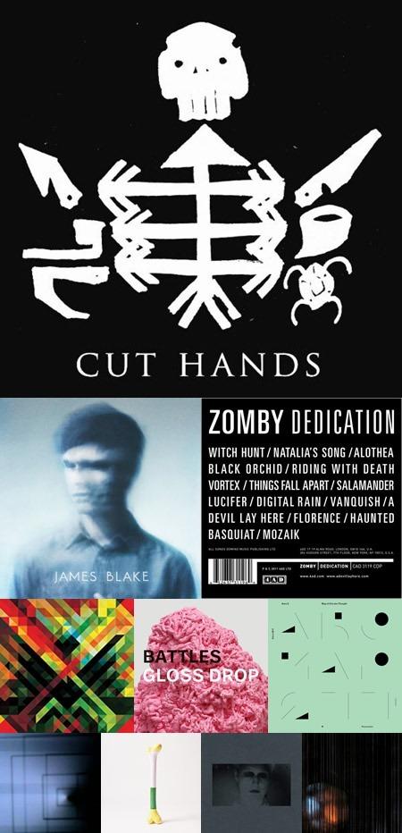 Lo Mejor de 2011 - Música [Intramuros]