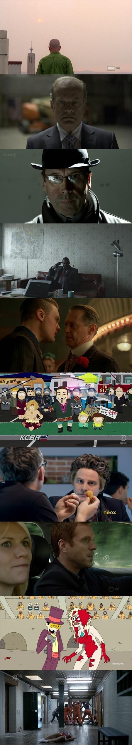 Lo Mejor de 2011 - Series de TV [intramuros.es]