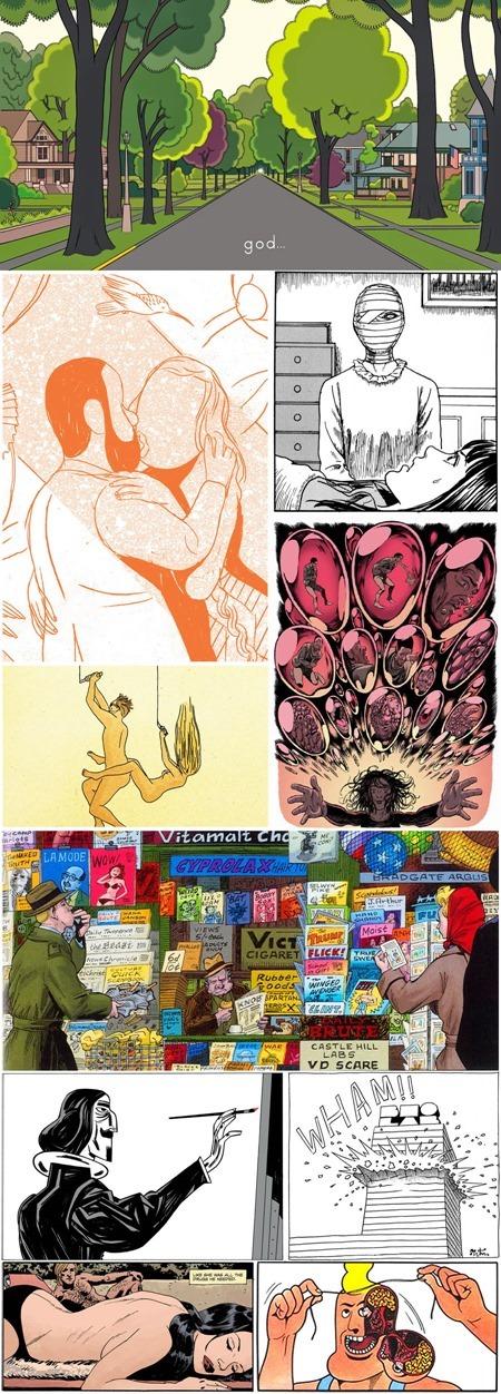 Top2014 Comics