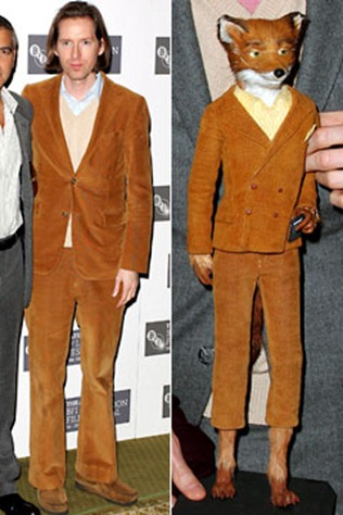 Wes Anderson vs Mr Fox