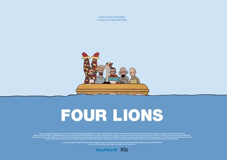 Four Lions (2010)