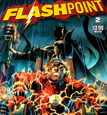 Flashpoint #2 (of 5) - Page 1