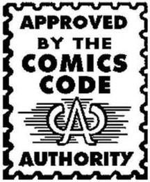 Comics code