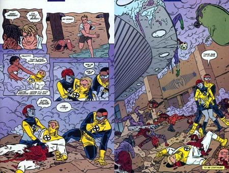 X-Force #116 - página 22