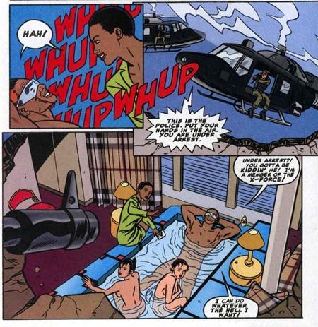 X-Force #116 - página 8