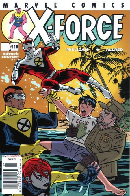 X-Force 118
