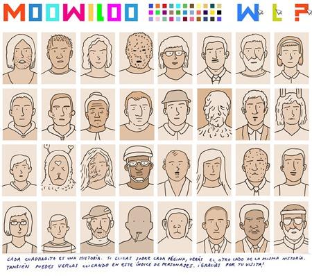 Nestor F Molg H - Mowiloo Womiloo