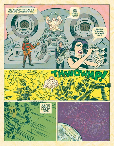Tom Scioli - Final Frontier