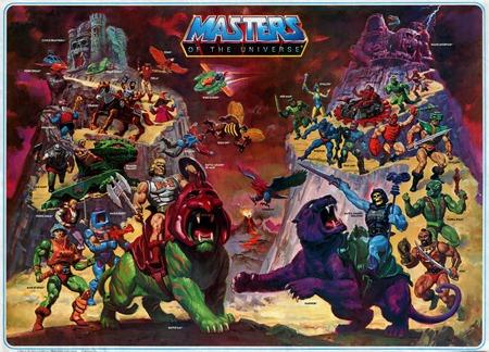 Masters del Universo II
