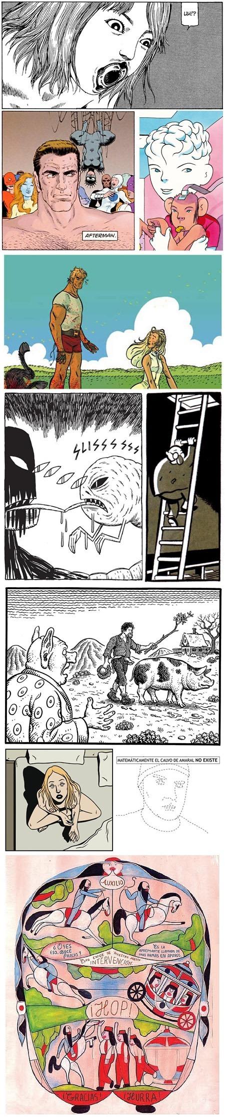 Intramuros - Lo Mejor de 2012 - Comics