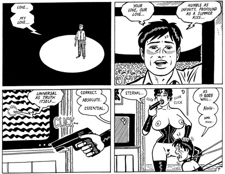Love & Rockets v2 #7 - página 30