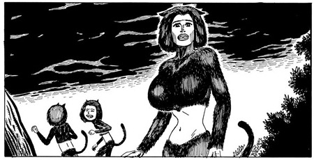 Love and Rockets - New Stories #3 - página 18